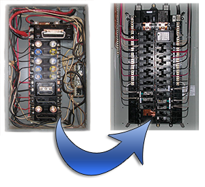 scotty electric electrician services electricians providing rh scottyelectric com Breaker Box Vehicle Fuse Box